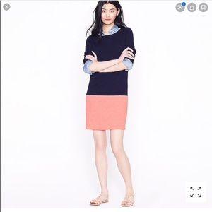 🆕item 💦💦💦Maritime color block Shift dress